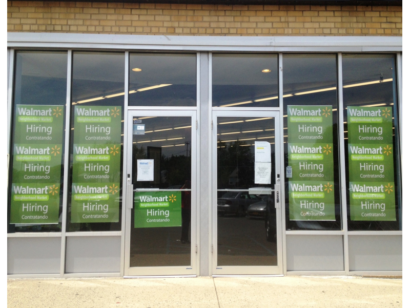 Walmart Opens Hiring Center in Levittown for New Store | Levittown ...