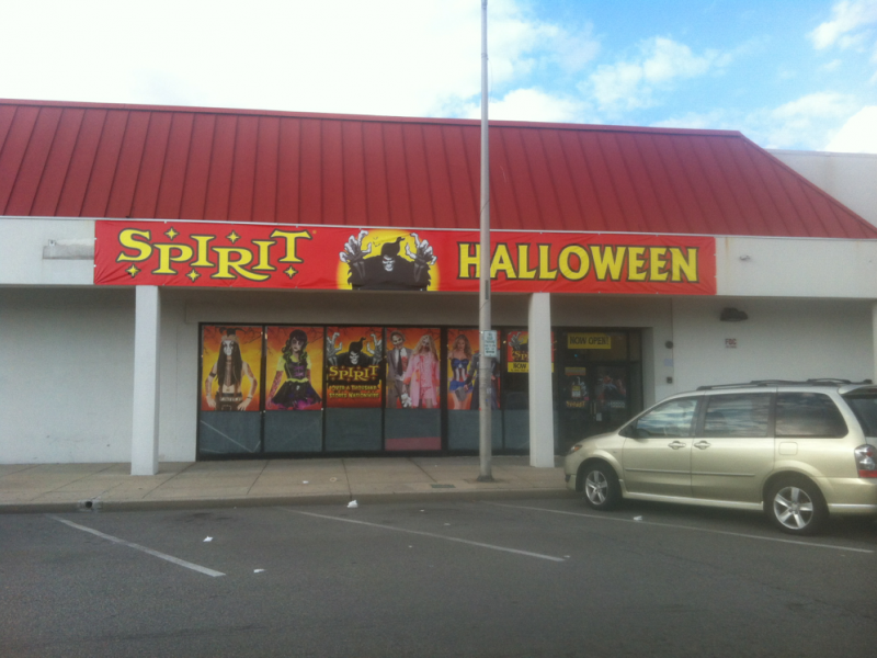 Spirit Halloween Store Arrives in Levittown   Levittown, NY Patch