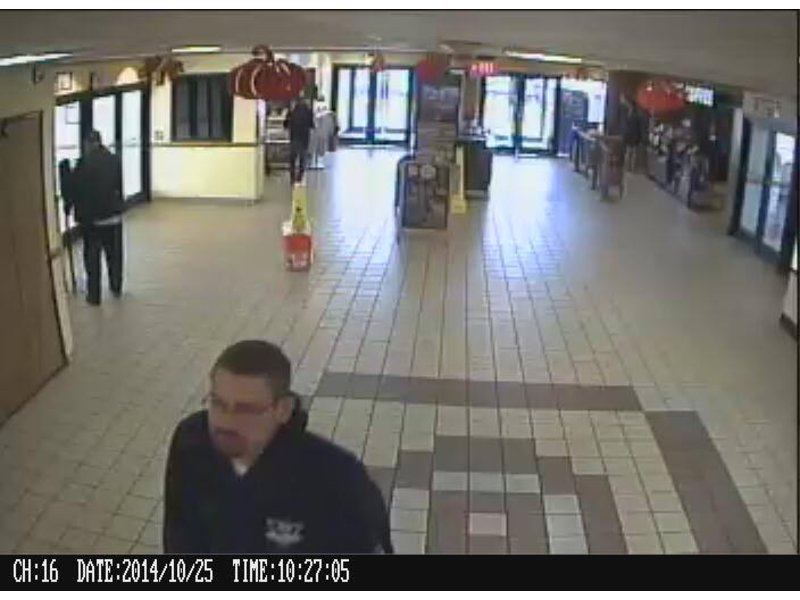 Man Wanted For Stealing Hunger Drive Money From Garden State Parkway Rest Area Lacey Nj Patch
