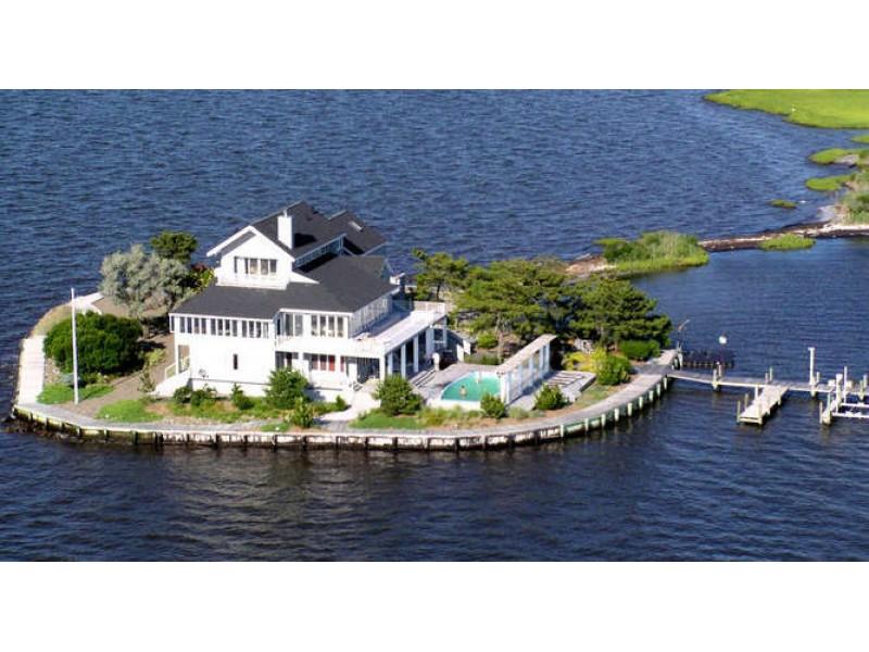 Got $6.5 Million? Buy Your Own Island In Barnegat Bay