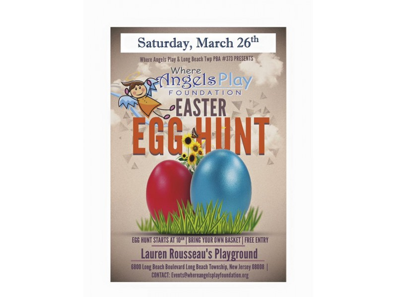 Easter Events In Southern Ocean County On Saturday