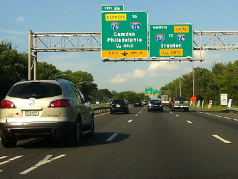 Direct Connection Project to Result in Lanes Closures on I