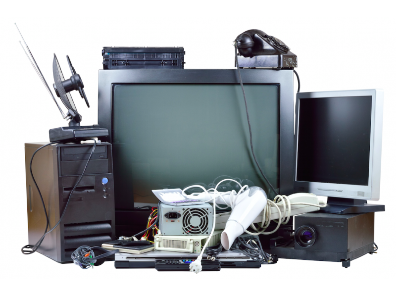 Electronics Recycling Under New Guidelines In Camden
