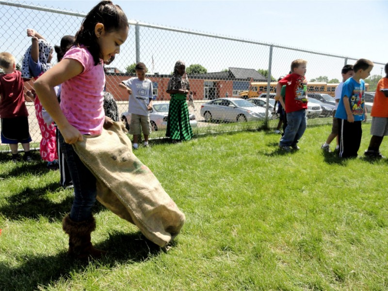 Photos Eisenhower Elementary Students Enjoy Field Day