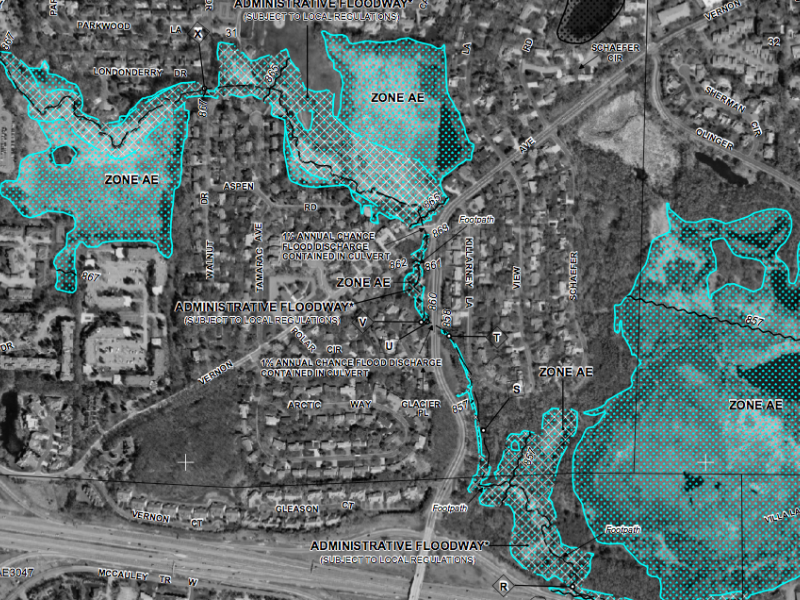 Nationwide Homeowners Insurance >> Flood Map Changes May Cost Homeowners   Edina, MN Patch