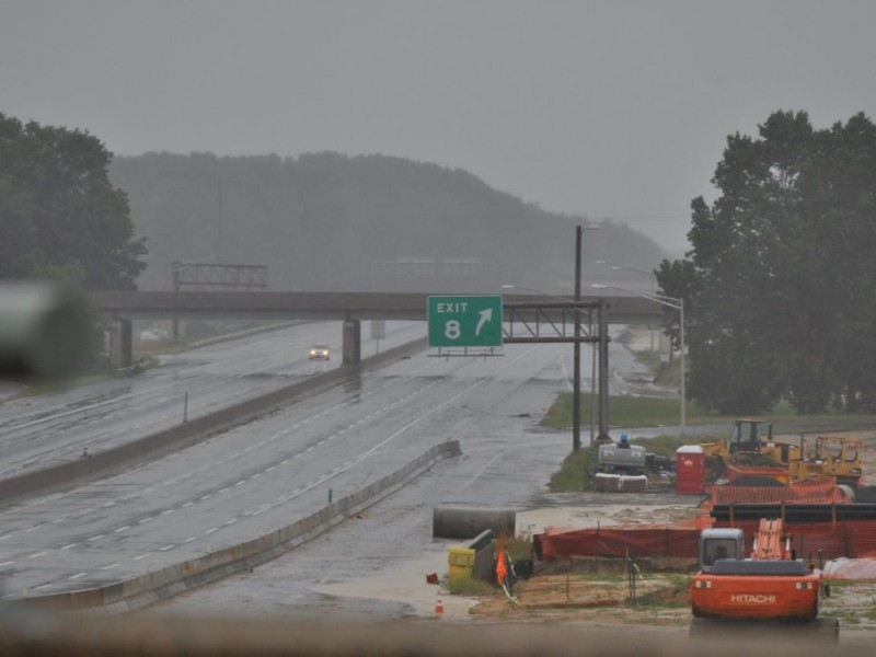 Nj turnpike authority to open new exit 8 toll plaza - Bus from port authority to jersey gardens ...
