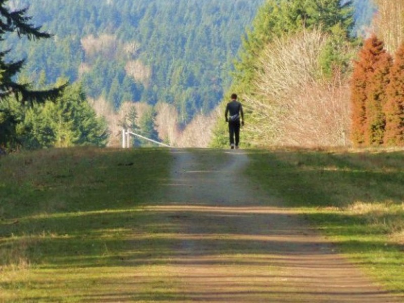 Montana Community Moves Forward With Plans For A Tiny: Tolt Pipeline Trail Is Made For Strolling And Rolling
