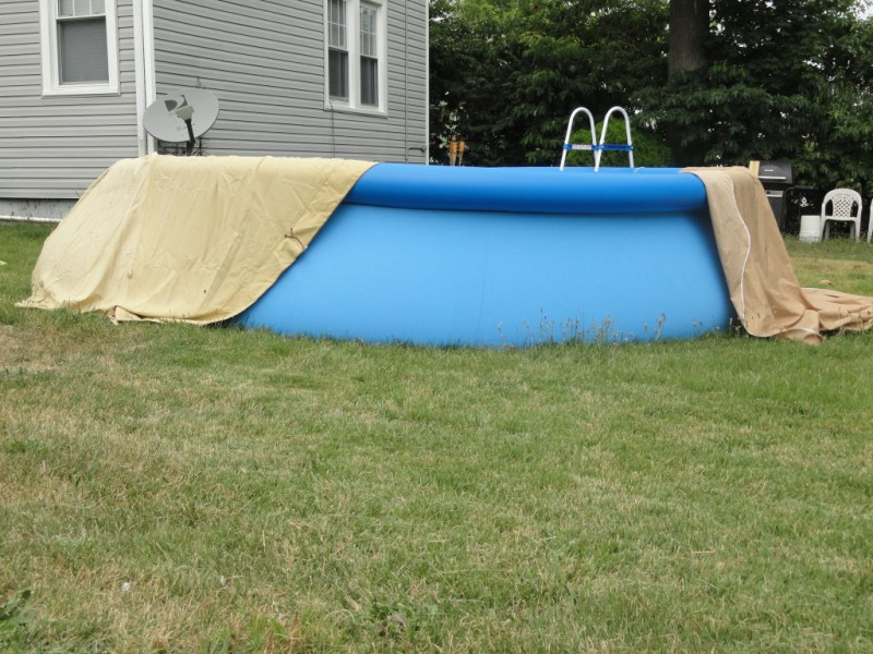 Are Fences Required For Inflatable Pools In Gloucester Twp.?