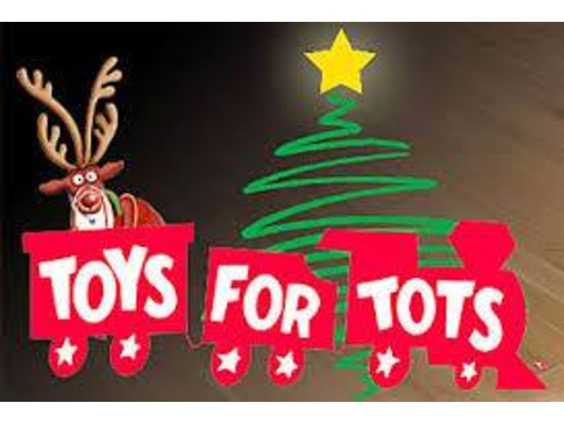 Wayland Pd Begins Toys For Tots Collection