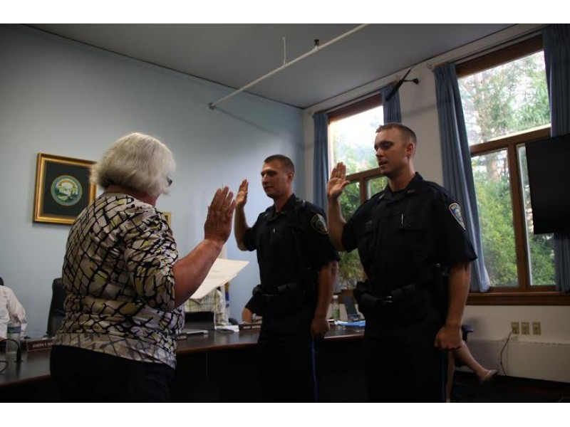Wayland Meet Your New Police Officers Wayland Ma Patch
