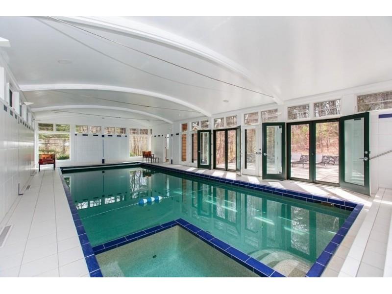 Mansion with indoor basketball court  Sudbury Wow! House of the Week: Indoor Basketball Court, Saltwater ...