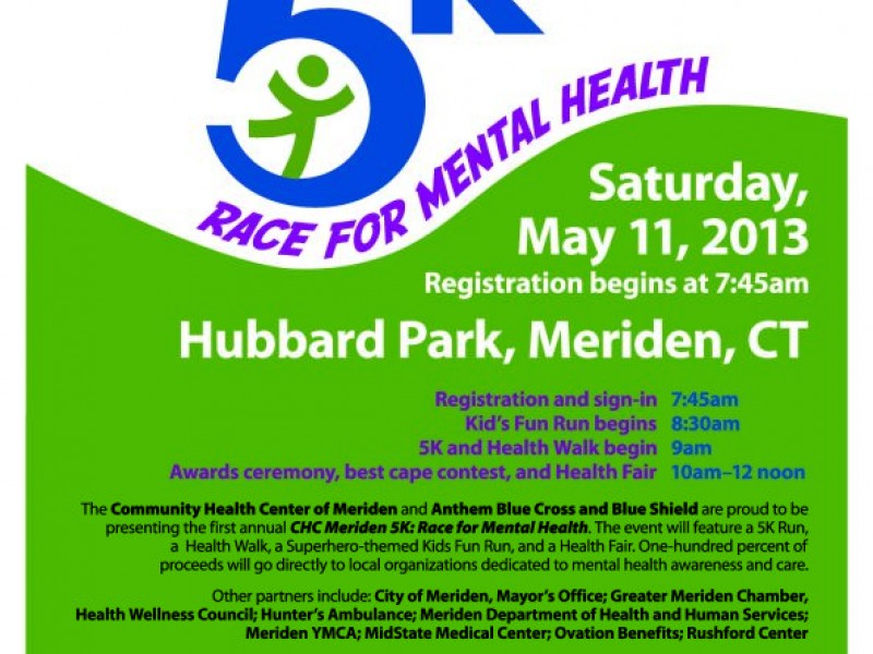 Community Health Center Meriden 5k Race For Mental Health Meriden