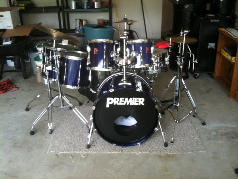 drum set for sale holly springs ga patch. Black Bedroom Furniture Sets. Home Design Ideas