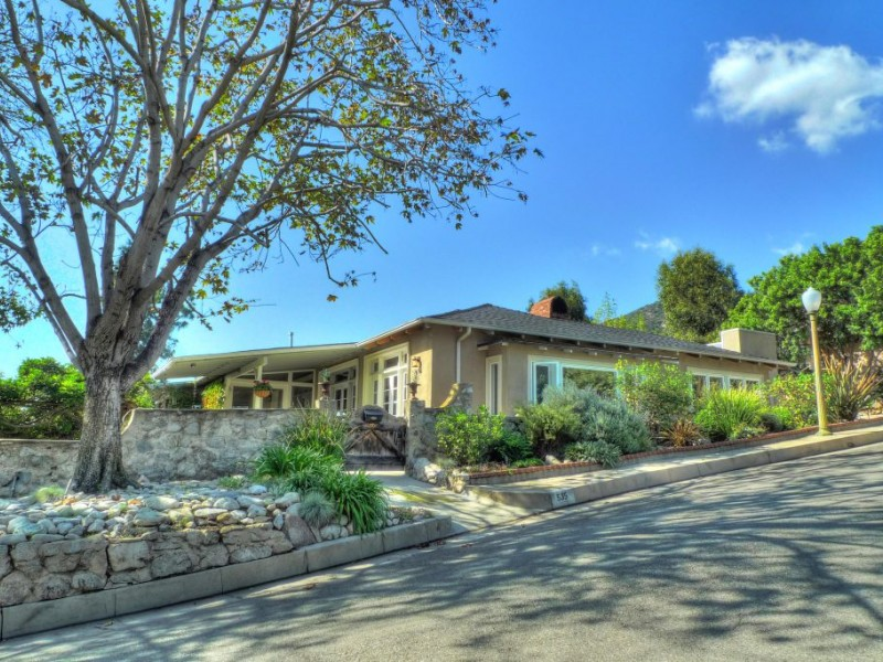 Historic Wistaria Vine House Is Up For Sale Sierra Madre Ca Patch