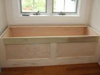 making a custom window seat7