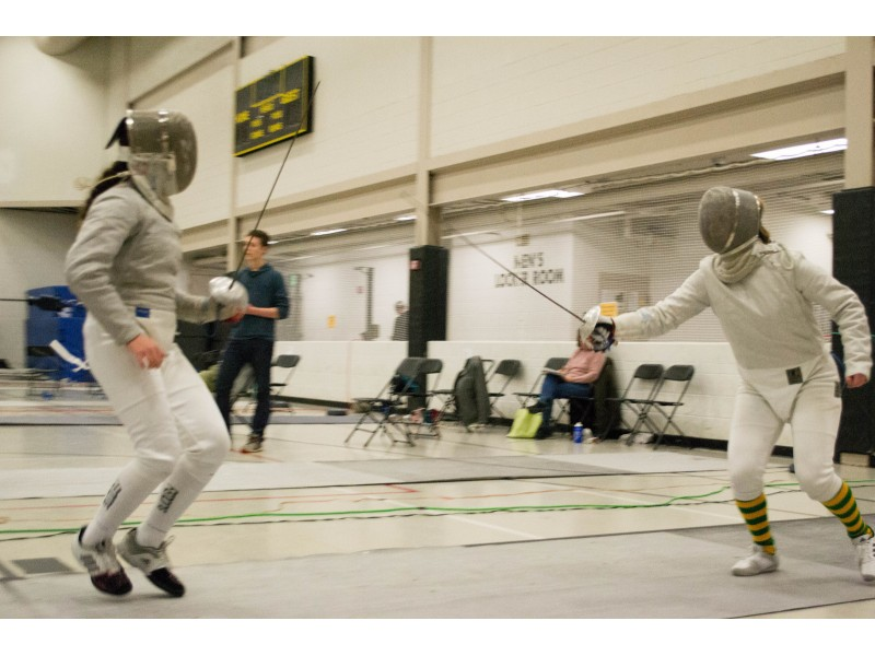 Registration Open For Introduction To Fencing Classes