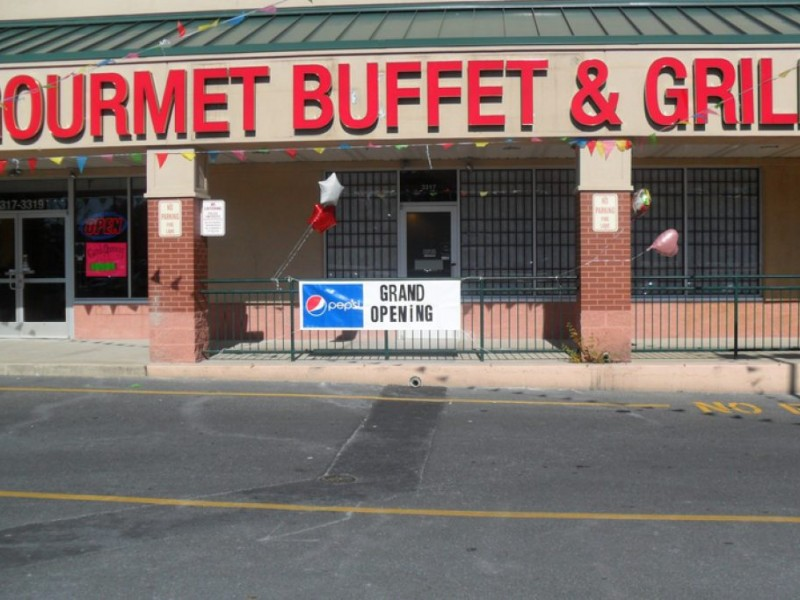 gourmet buffet and grill opens in south whitehall south whitehall rh patch com buffet and grill ames iowa asian buffet and grill