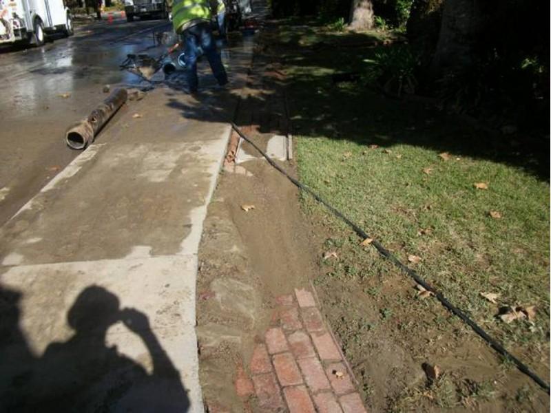 Palo Alto Replacing Aging Water Mains Palo Alto Ca Patch