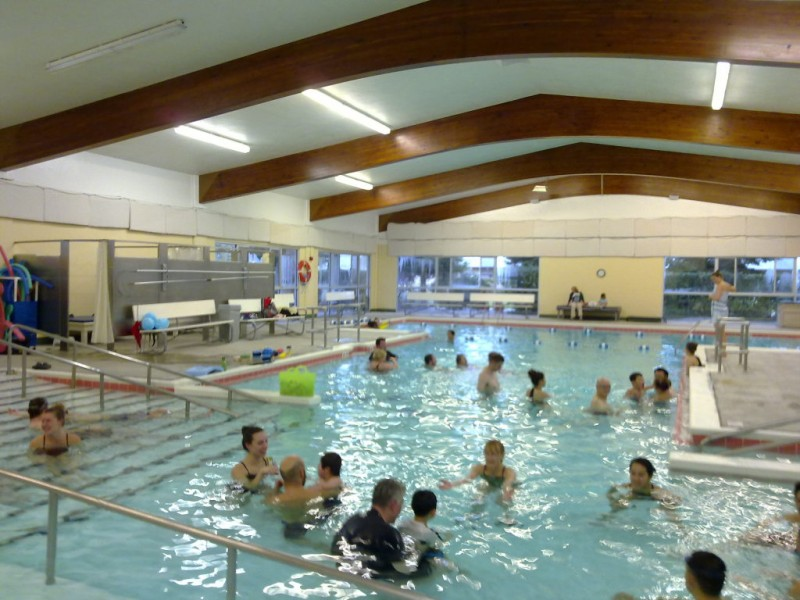 Teaching Children With Disabilities To Swim Mountain View Ca Patch