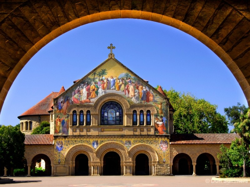 Stanford Reports Record Applications for Fall Admission