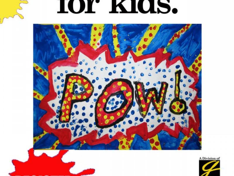 Holliston Kids Art Classes