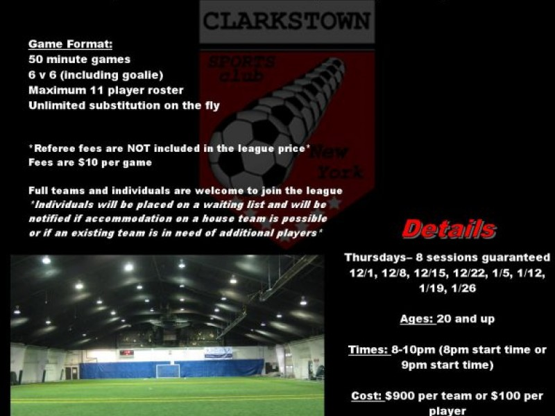 Cambridge, MA Soccer Teams, Indoor Soccer Leagues,