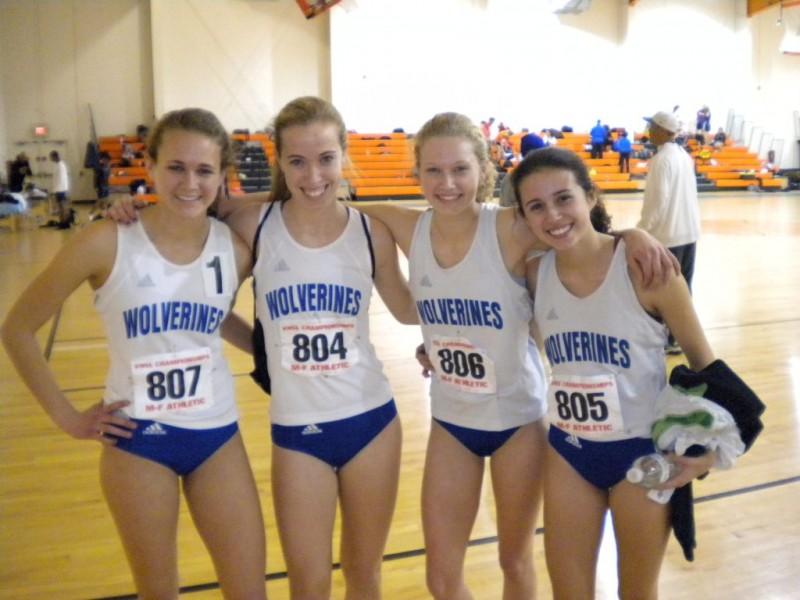 star valley high school indoor track meet