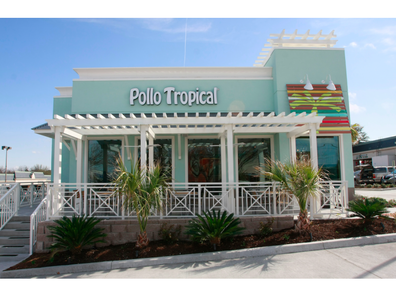 Pollo Tropical Restaurant To Open In Johns Creek Friday