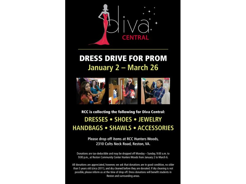 Donations of Prom Dresses Requested for Reston Area Students ...