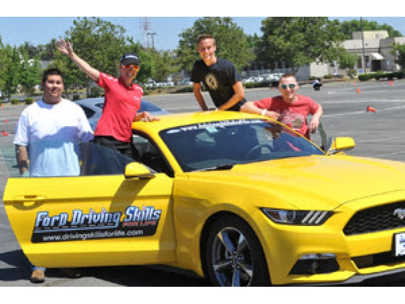 Ford Driving Skills For Life Returns To Northern Va On