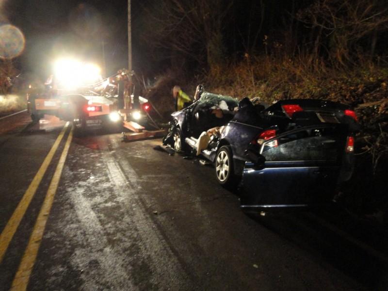 Lansdale Car Crash