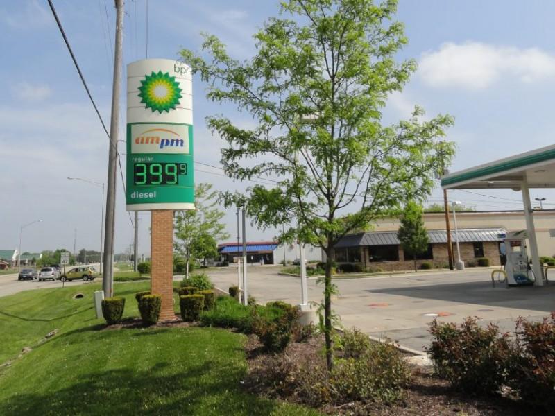Gas prices in oswego il