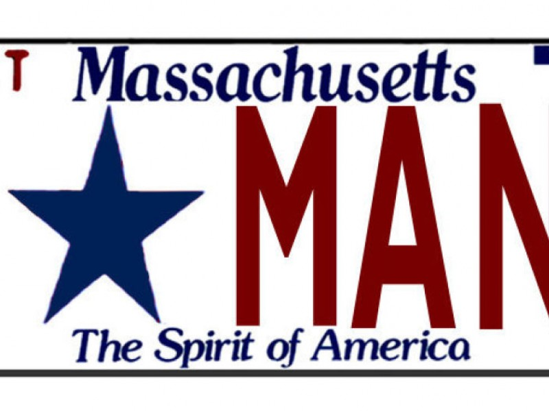 Symbols On License Plates Proposed Mass Bill May Make Them Law