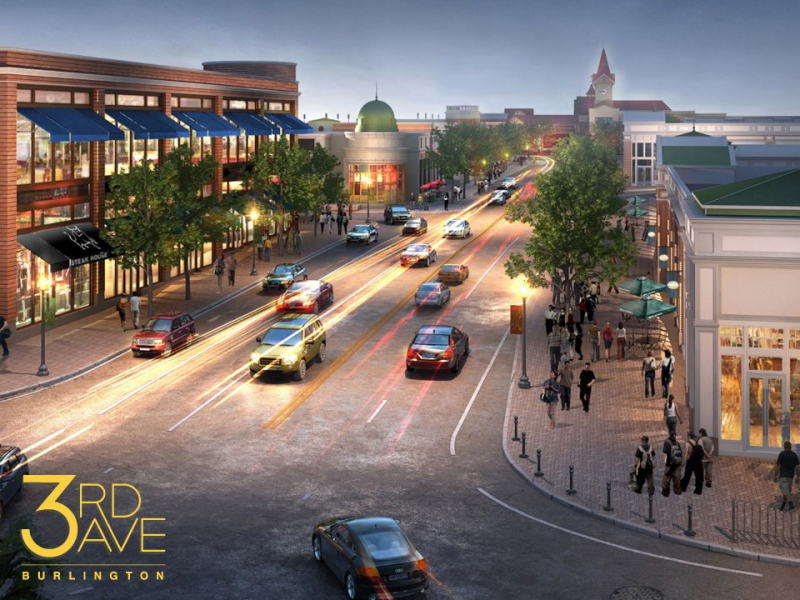Two New Businesses Announced For 3rd Ave Project