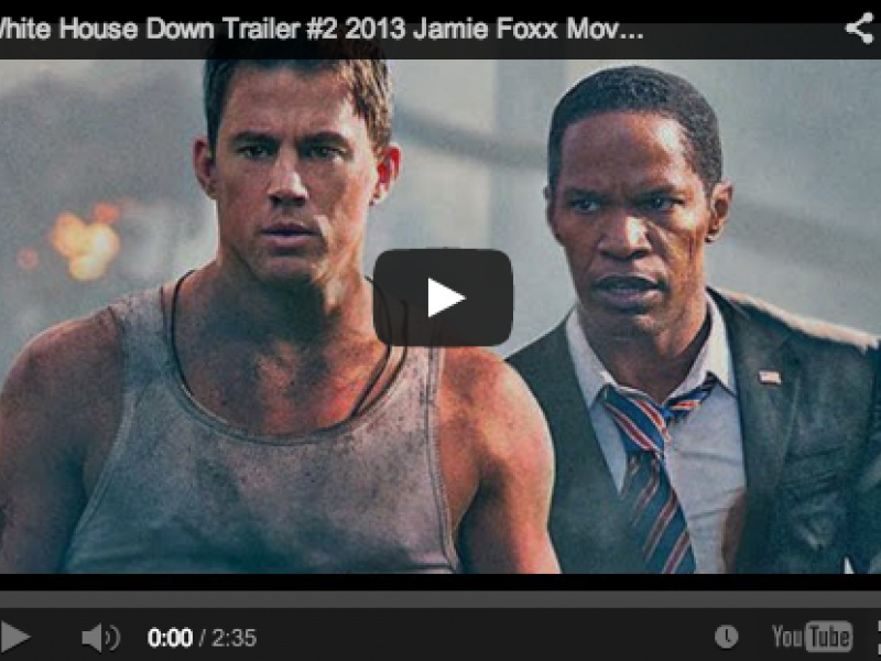 White House Down Trailer And Reviews Athens Ga Patch