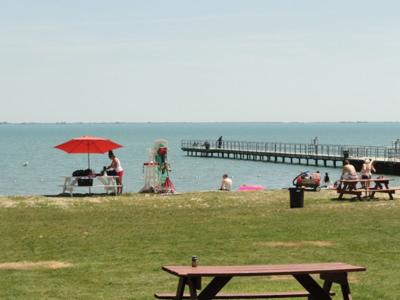 Public Harbor To Allow Boaters Chance Dock At Local Beach New Baltimore Mi Patch