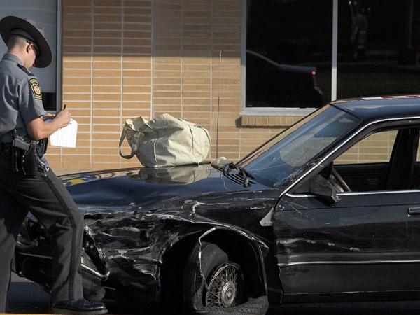 Levittown Car Crash