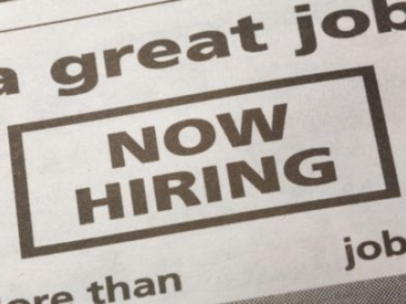 monday best day to look for a job in manassas