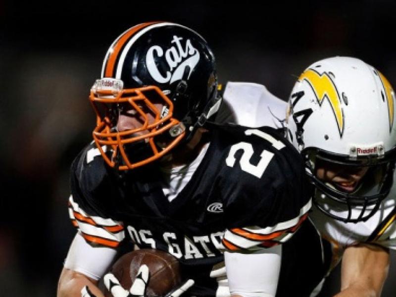 Los Gatos Football Wildcats Face Milpitas Trojans Friday Night