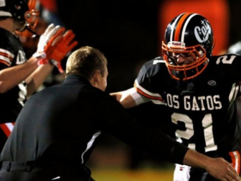Los Gatos Football Wildcats Face North Salinas Vikings Friday Night