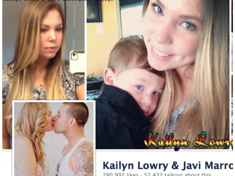 Quot Teen Mom Quot Star Kailyn Lowry Weds Nazareth Pa Patch