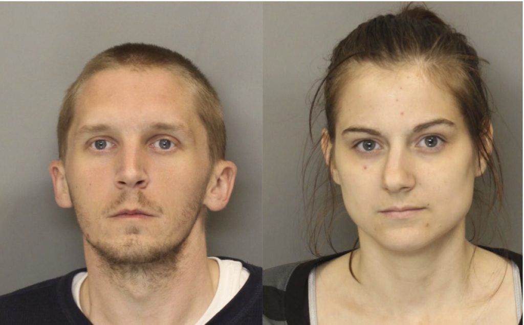 Cops: Mableton Man, Girlfriend Drove Truck with Dead Grandfather