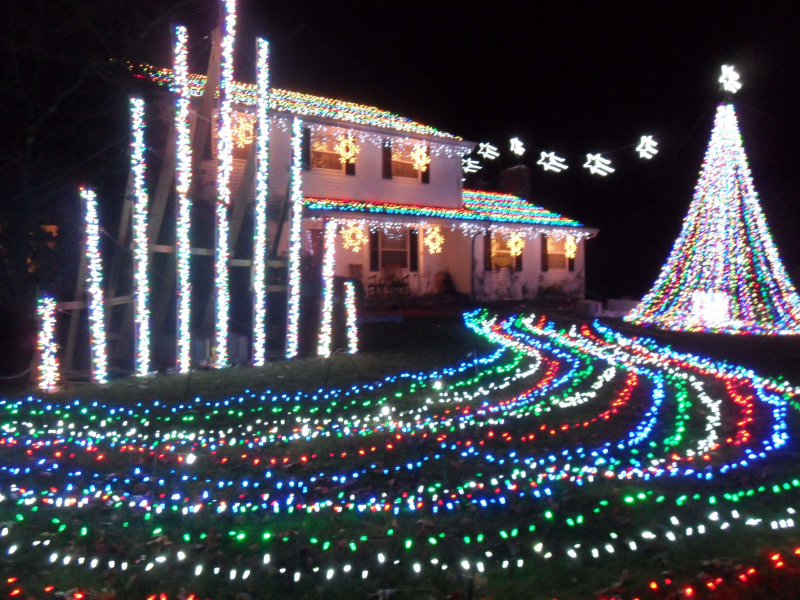 Cranbury Zoning Board Rejects Christmas Light Show Appeal | East ...