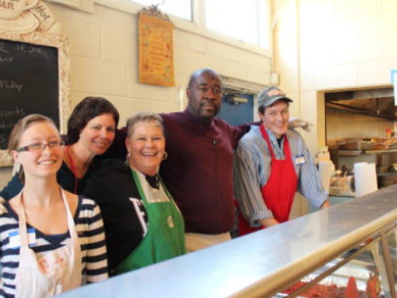 Lunch Break Soup Kitchen In Red Bank Set For Thanksgiving