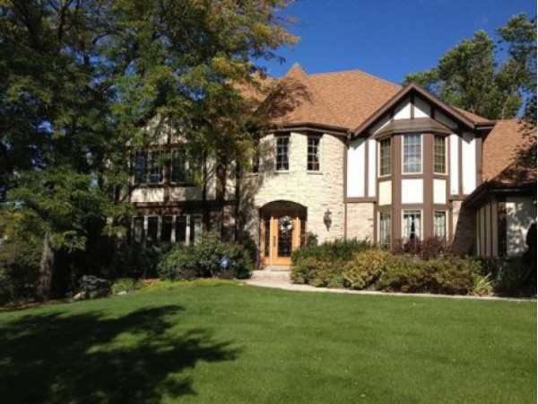property taxes for a brookfield home on the market - Million Dollar Home