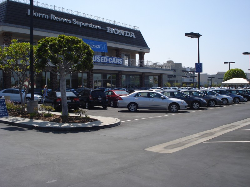 Norm Reeves Honda Superstore Cerritos Named No. 1 Volume Honda Dealer In  2011