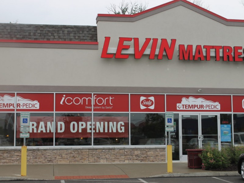 Levin Mattress Store Opens In Cranberry | Cranberry, PA Patch