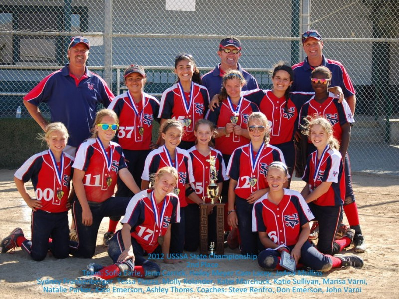 Nor-Cal Valley Stompers 12U & 14U Fall Softball Tryouts