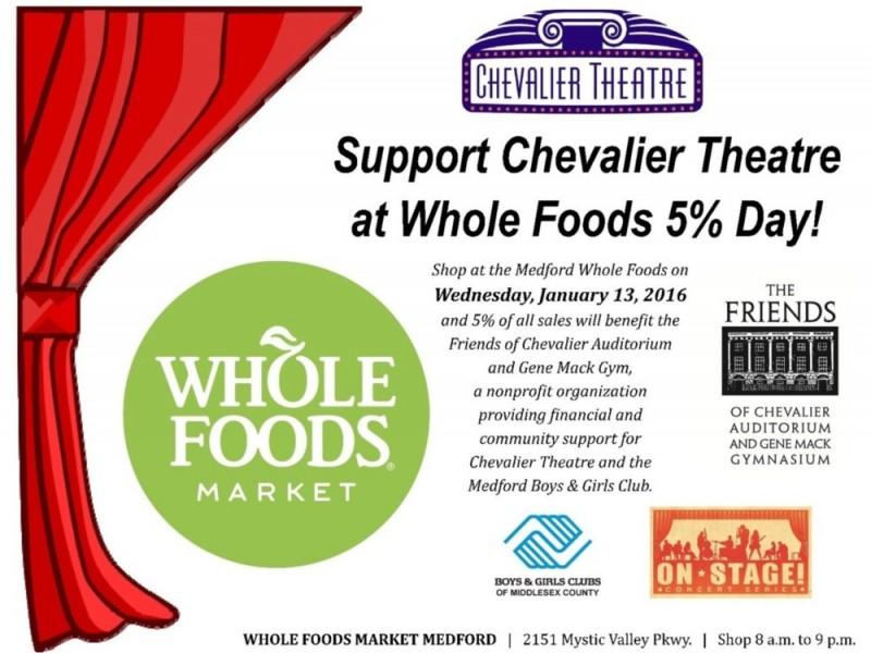 Whole Foods Medford Sales