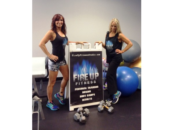 Fire Up Fitness Announces Complimentary Training Sessions